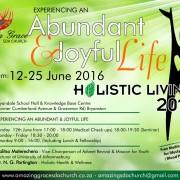 ABUNDANT & JOYFUL LIFE CAMPAIGN